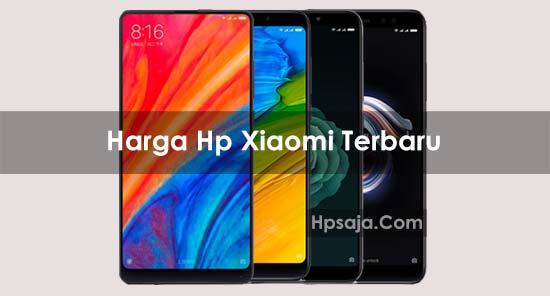 Gambar Hp Xiaomi Indonesia Terbaru
