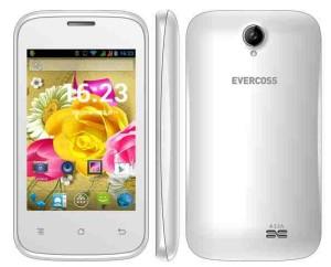 Harga spesifikasi Evercoss A53B Android Murah