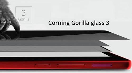 layar infinix zero 2 gorilla glass 3