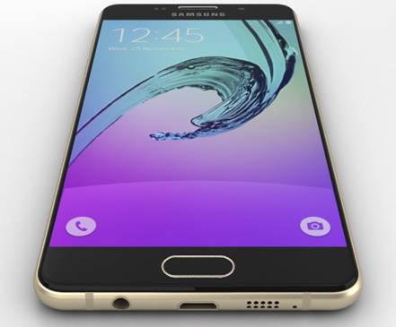 Samsung Galaxy a5 2016 fingerprint