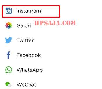 Upload foto instagram tanpa potong part 2