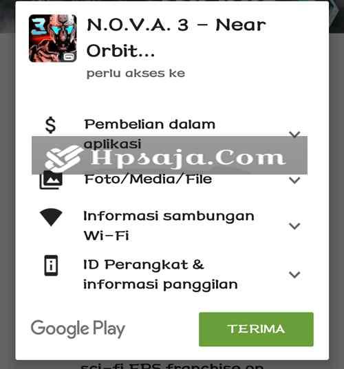 cara ke dua beli aplikasi play store via pulsa