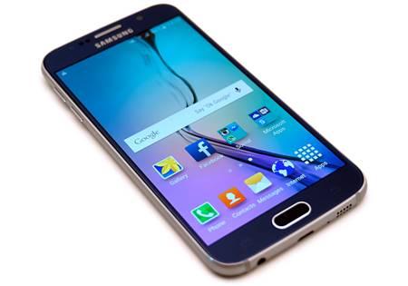 Layar Galaxy S6 Qhd jernih
