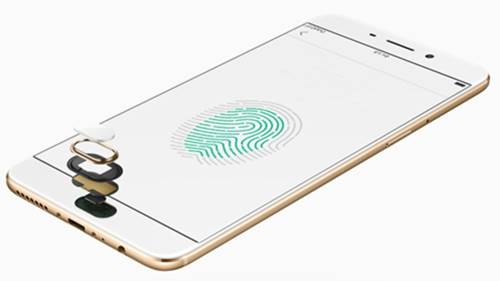 Oppo f1 plus sensor fingerprint