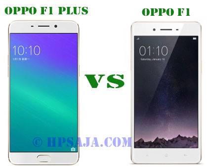 layar Oppo-F1-Vs-f1-plus