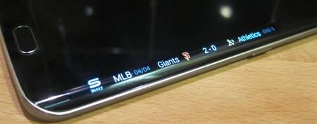 Samsung Galaxy S6 edge layar lengkung