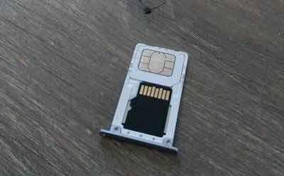 slot-SD-Card redmi note 3