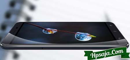 Layar Asus Zenfone 3 melengkung