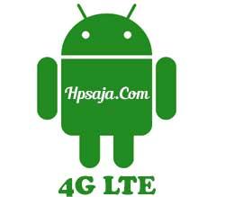 hp android 4G LTE murah terbaik