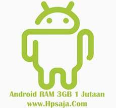 android RAM 3GB murah terbaik