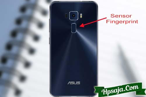 fingerprint asus zenfone 3