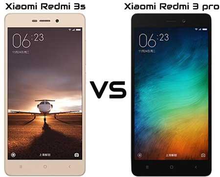 perbedaan xiaomi redmi 3s vs redmi 3 pro