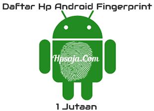 hp android sensor fingerprint 1 jutaan