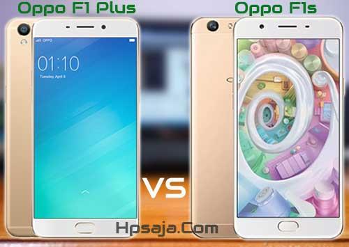 perbedaan Oppo f1s vs oppo f1 plus