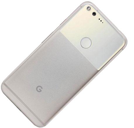 desain google pixel unik
