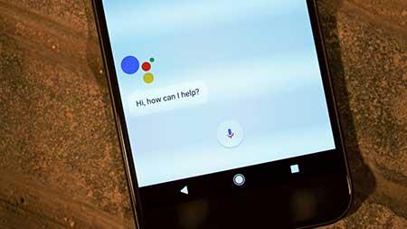 Fitur google assistant pada google pixel