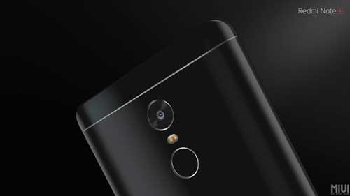 sensor fingerprint Redmi Note 4 pro