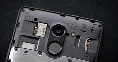 Solt SIM dan Micro SD infinix hot 4/hot 4 pro