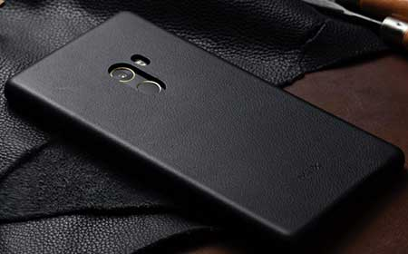 xiaomi Mi mix pakai soft case