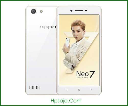 harga Oppo neo 7 4G terbaru dan spesifikasi