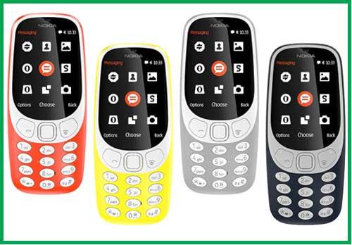 Harga Nokia 3310 New (2017) dan Spesifikasi Lengkap + Review