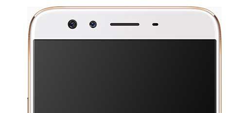 kamera depan Oppo F3 plus
