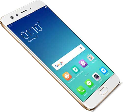 review Layar oppo f3