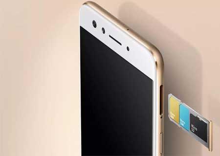 Slot SIM card oppo f3