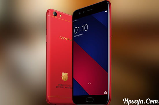 Harga Oppo F3 FCB Limited Edition