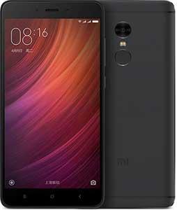 Gambar hp Xiaomi Redmi Note 4X
