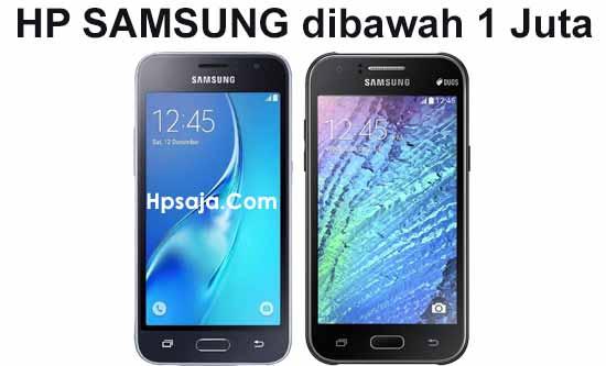 14 Hp Samsung Murah Dibawah 1 Juta Sebagian 4G LTE Terbaru
