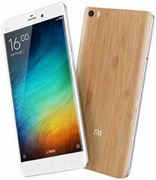 Xiaomi MI Note Bamboo