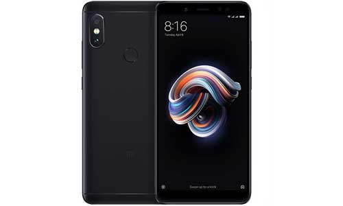 Gambar HP Xiaomi redmi note 5