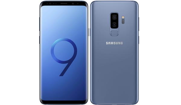 Gambar HP Samsung Galaxy S9 plus