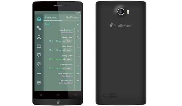Sikur granite phone