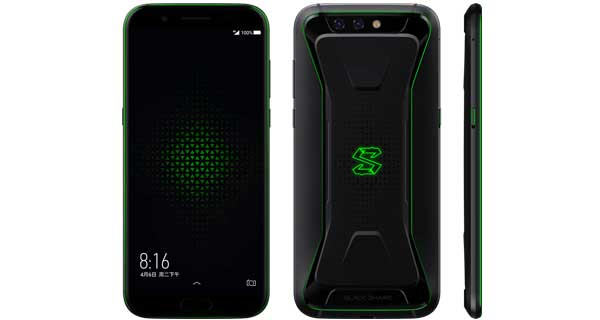 Gambar HP Xiaomi Black Shark