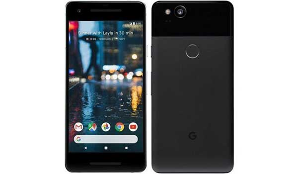 Gambar HP Google pixel 2