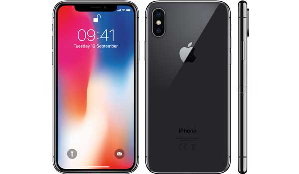 Gambar HP apple iPhone X