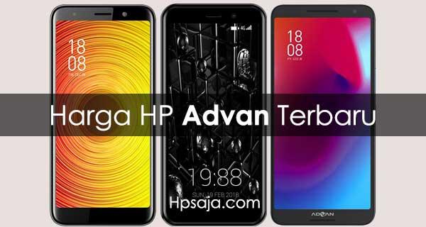 Daftar Harga Hp Advan Android Dan Spesifikasi Terbaru 2019