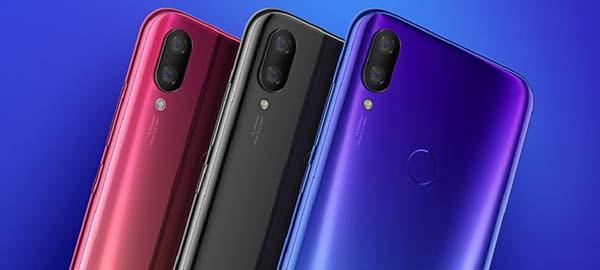 Kamera Xiaomi Mi Play