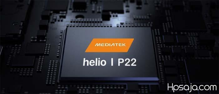 Mediatek Helio P22 redmi 6