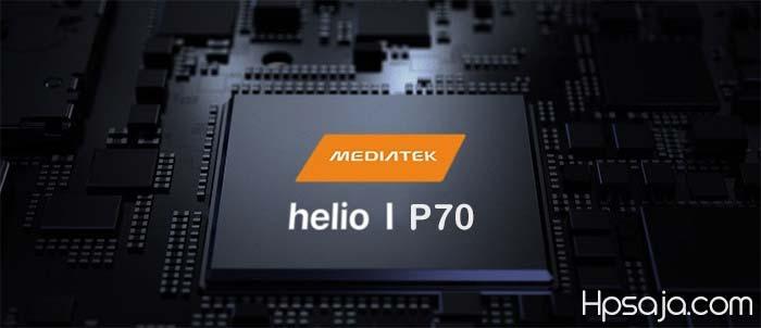 Mediatek Helio P70 RealMe U1