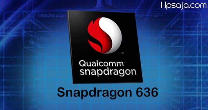 Snapdragon 636 Redmi note 6 pro