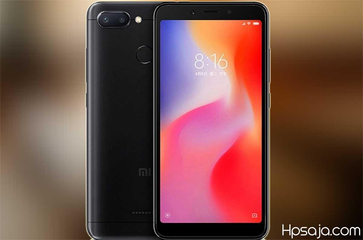 Xiaomi Redmi 6 Harga 2019 dan Spesifikasi Lengkap 6c65d9e409
