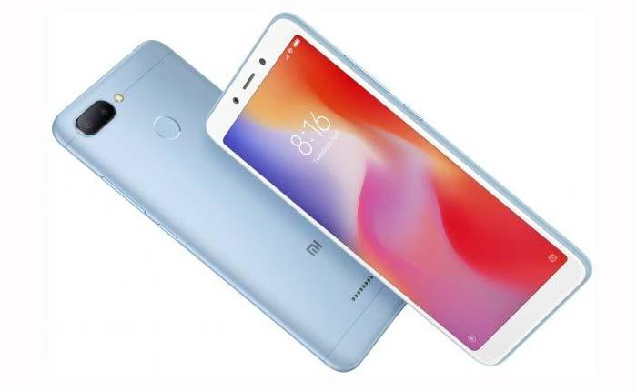 Xiaomi redmi 6 Harga