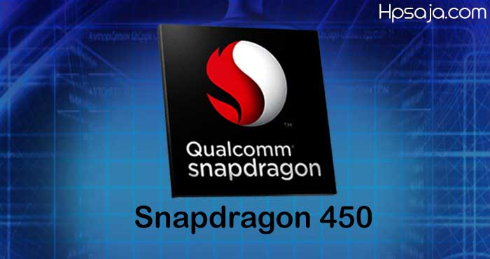 Qualcomm Snapdragon 450 realme C1