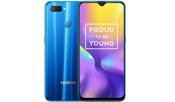 Ponsel Oppo 2 jutaan seri RealMe U1
