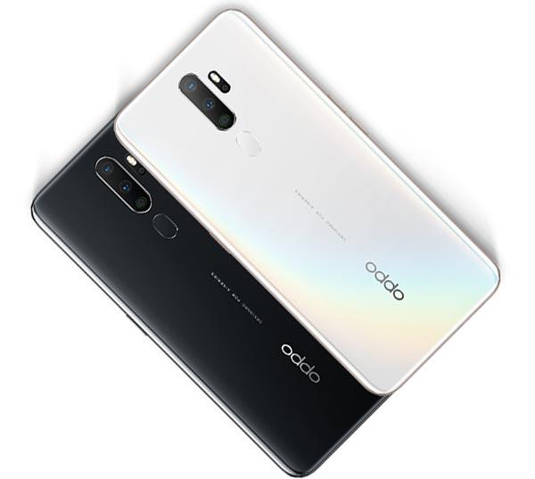 Desain Oppo A5 2020