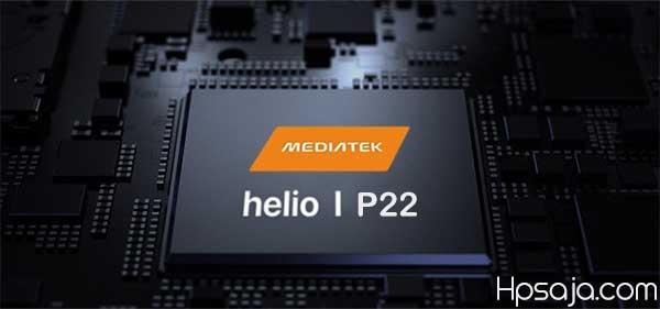 chip Mediatek Helio P22 di realme C2
