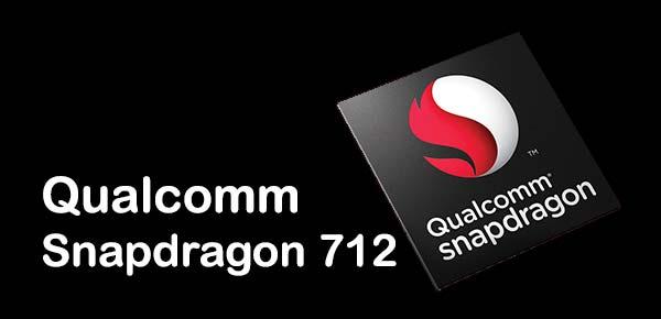 Snapdragon 712 realme 5 pro